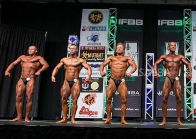 Russ Buhr Bodybuilding Competition Music Mix